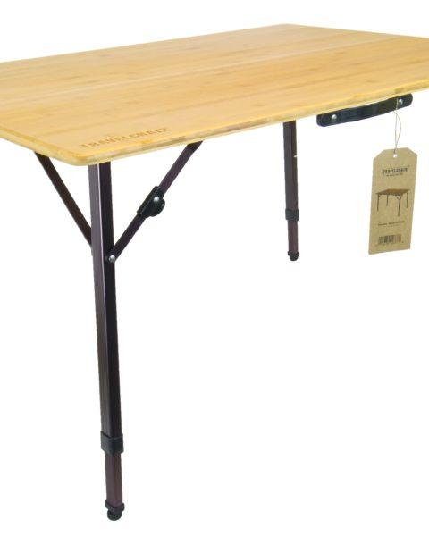 mesa plegable kanpai bamboo