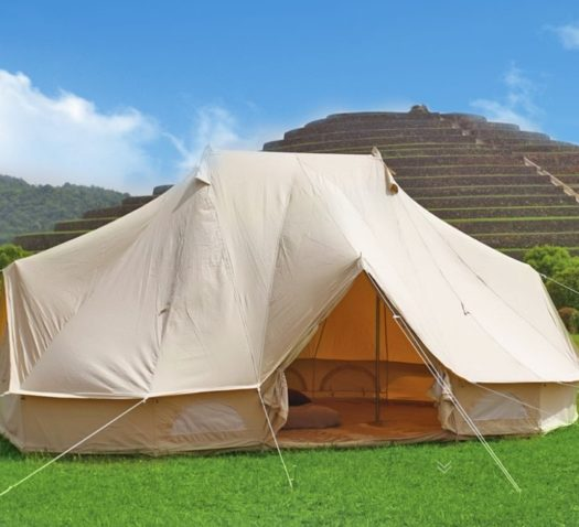 carpa glamping emperor tent