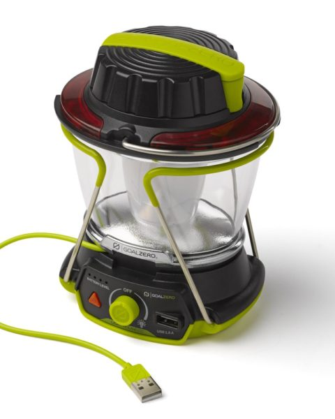lampara lighthouse 400 lantern & USB POWER HUB